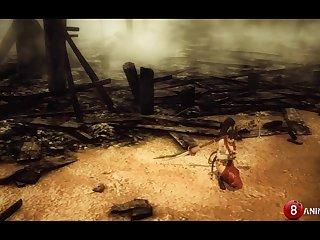 Kunoichi Broken Princess (720p)