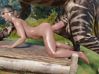 Ciri Fucked By A Fiend (niodreth)[monster] (gfycat.com)