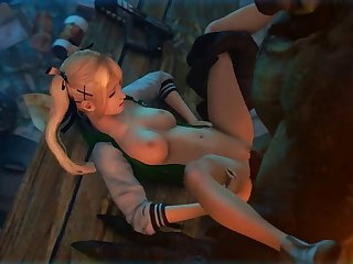Marie Rose Fucked By A Hell Knight (darktronicksfm)[monster] (gfycat.com)