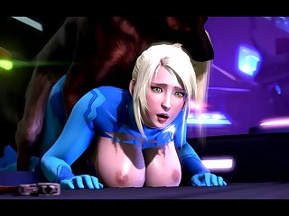Samus Getting Fucked And Having Her Hair Pulled (ambrosine92)[dog Wolf] (gfycat.com)