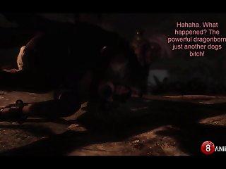 Skyrim Captured And Raped